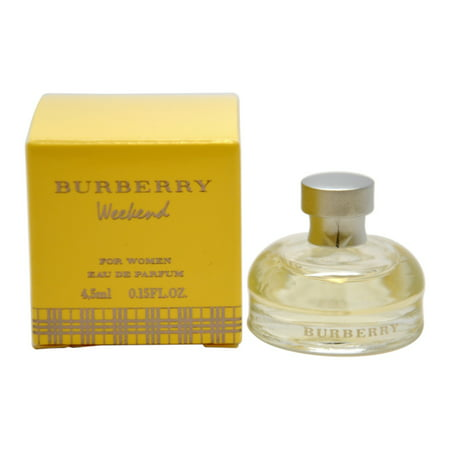 Women 5.3 Ml Mini - Burberry Weekend by Burberry for Women - 5 ml EDP Splash (Mini)