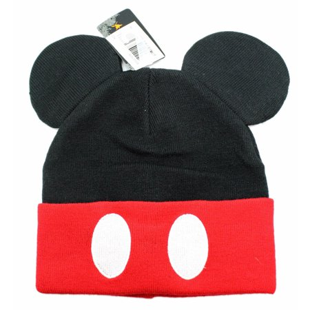 Disney's Mickey Mouse Ears and Pants Character Beanie - Personalized Mickey Mouse Ears