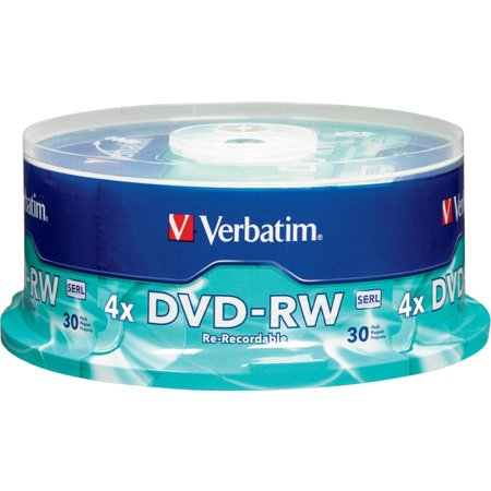 Platinum Dvd Rw (Verbatim 4x DVD-RW Media)