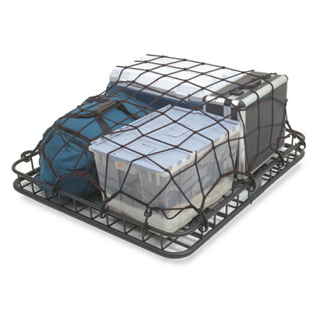 Rugged Ridge Universal Cargo Net, Rugged Ridge, Roof Rack Stretch (Roof Rack Cargo Netting)