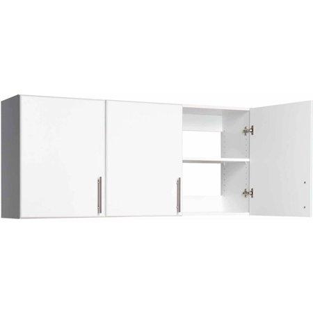 Elite 54u0022 Wall Cabinet White - Prepac