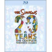The Simpsons: Season 20 (Blu-ray) (Widescreen) by NEWS CORPORATION