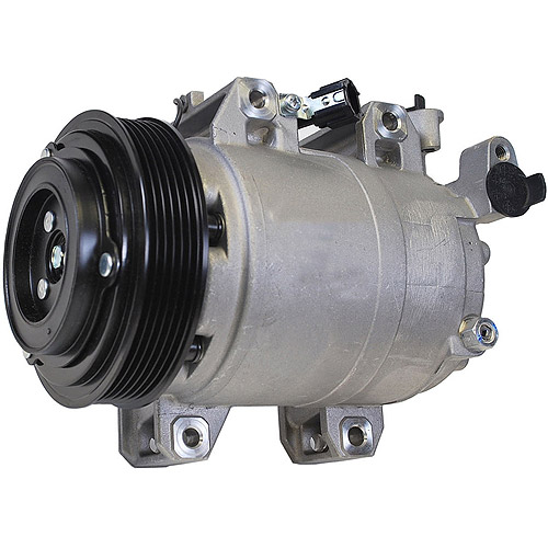 DENSO 471-5005 New Compressor with Clutch