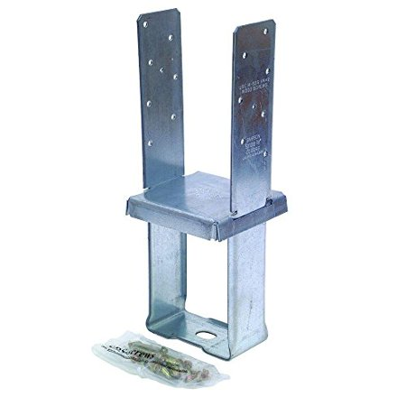 Simpson Strong-Tie CBSQ86-SDS2 Column Base Standoff with Screws, 6