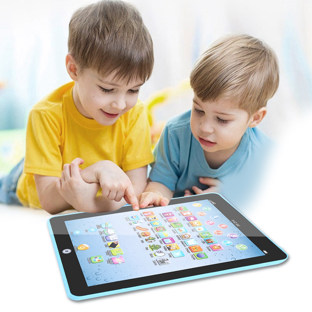 Kids Baby Early Learning Tablet Toy Educational Electronic Device for Toddlers,Learning Tablet, Kids Learning Toy