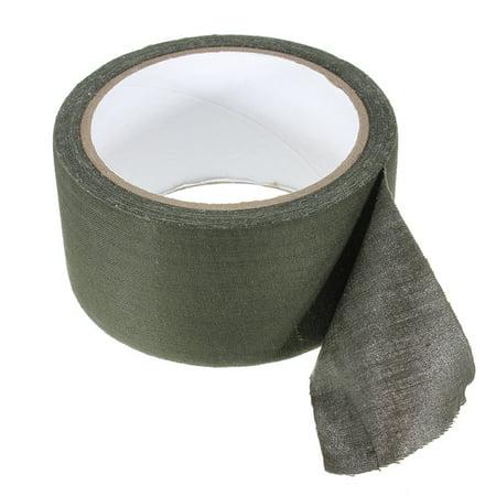 Camo Form Fabric Insulated Roll Tape Webbing Repair Shooting Hunt 50mmx10m Craft (Hunt Fox Fabric)