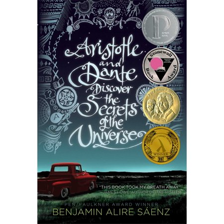 Aristotle and Dante Discover the Secrets of the (Aristotle Cabinet)