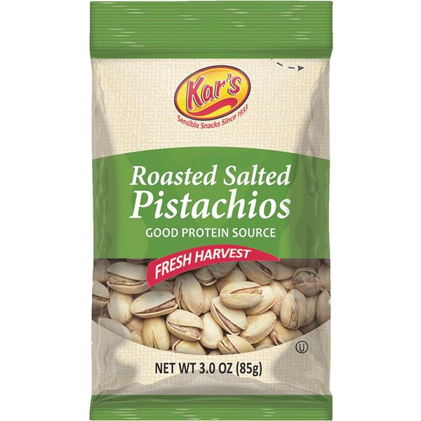Liberty Distribution Salted Pistachios 111977 Pack of 12 by Liberty Distribution