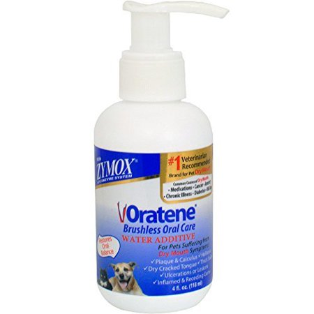 Brands Zymox Water Additive Oral Solution Pet King - 4 oz