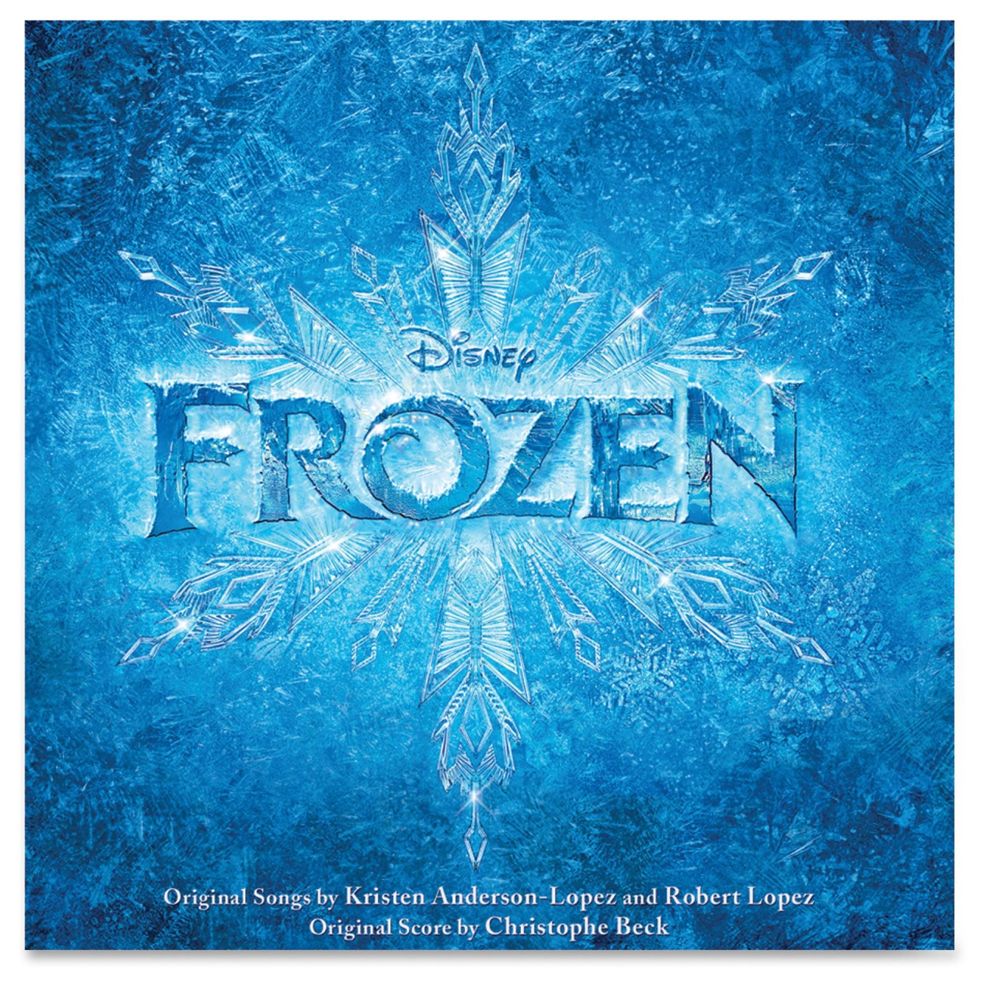 Disney Frozen Soundtrack (CD) - Walmart.com
