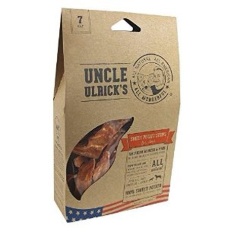 Uncle Ulrick's All-Natural All American, Sweet Potato Strips, 7 - Sweet Potato Strips