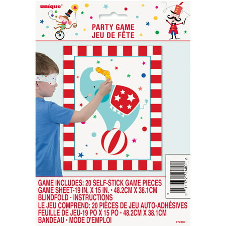 Circus Carnival Party Game for 20 Players