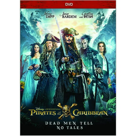 Pirates of the Caribbean: Dead Men Tell No Tales (DVD) Pirates Of The Caribbean Treasure Chest
