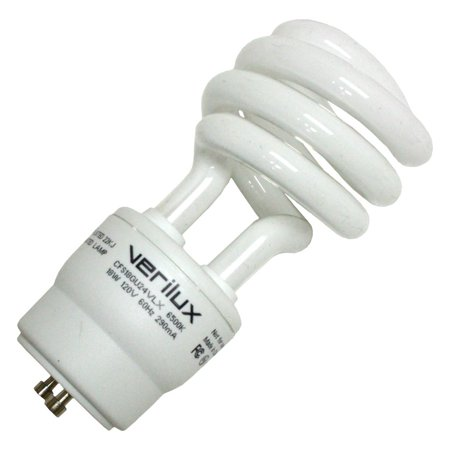 Verilux 36916 Cfs18gu24vlx Compact Fluorescent Daylight