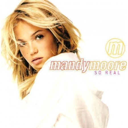Mandy Moore So Real Promotional Poster