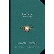 Lavinia : A Novel (1861)