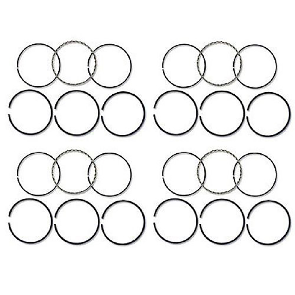 357683r91 New Piston Ring Set Made For Case Ih Tractor Models 400
