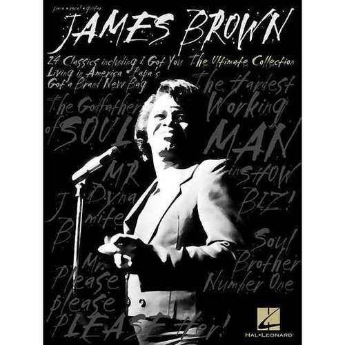 James Brown The Ultimate Collection