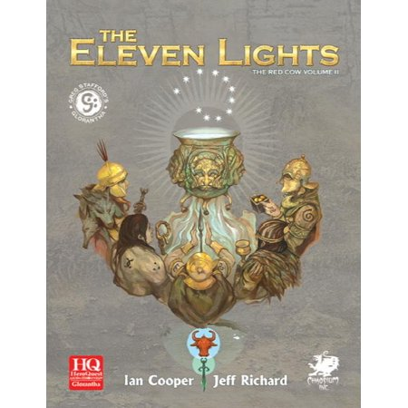 Eleven Lights : The Hero Wars Begin in Dragon Pass