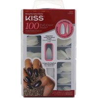 Product Image Kiss Products Full Cover Nails 100 Ea