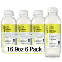 (12 Bottles) vitaminwater zero squeezed, electrolyte enhanced water w/ vitamins, lemonade drinks, 16.9 fl oz