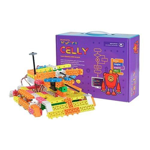 ROBOTORI CELLY Educational Learning Toy Programming coding Sensor Robot