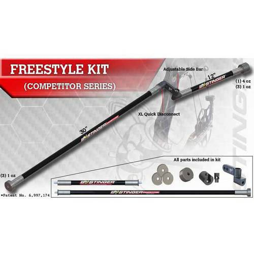 Bee Stinger Freestyle Competitor Kit