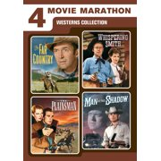 4-Movie Marathon: Westerns Collection by