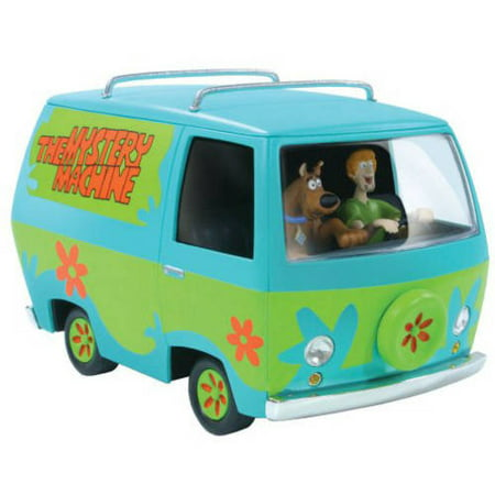 Scooby Doo Mystery Machine Toys (Round 2 1:258 Scooby-Doo Mystery Machine)