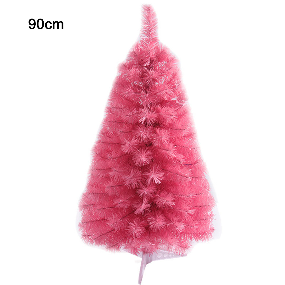 16 Foot Christmas Tree: 2/3 Feet Artificial Holiday Pine Christmas Tree Pink Easy