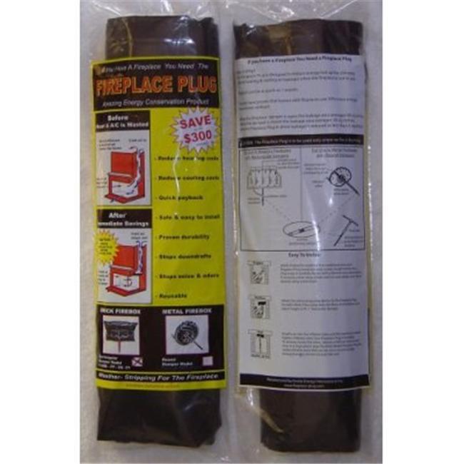 Battic Door SM DS Small Fireplace Plug - Walmart.com