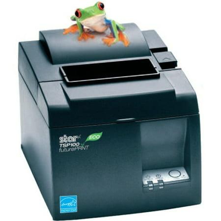 Star Micronics futurePRNT TSP143IIU ECO Direct Thermal Printer - Monochrome - Desktop - Receipt Print - 2.83