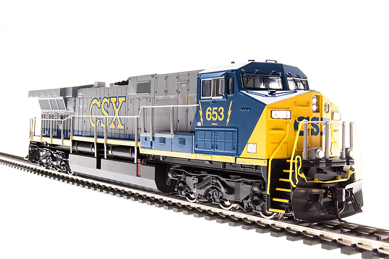Broadway Limited N Scale GE AC6000 (DCC Sound) CSX Transportation YN2 #625 by Broadway Limited