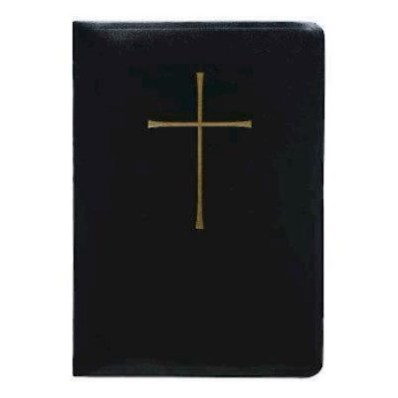 The Book of Common Prayer Deluxe Chancel Edition : Black Leather