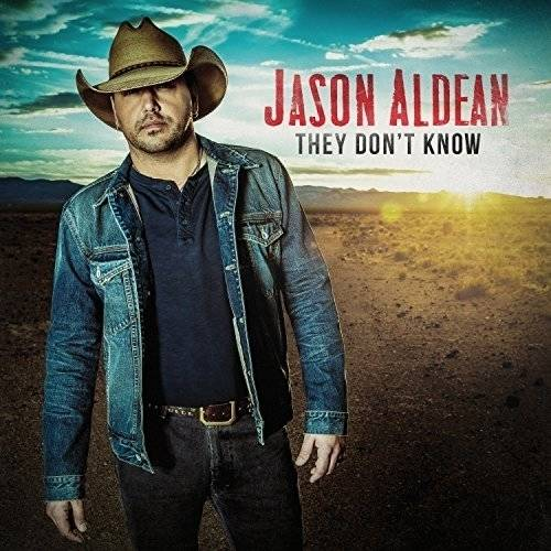 Jason Aldean - They Don't Know (CD)