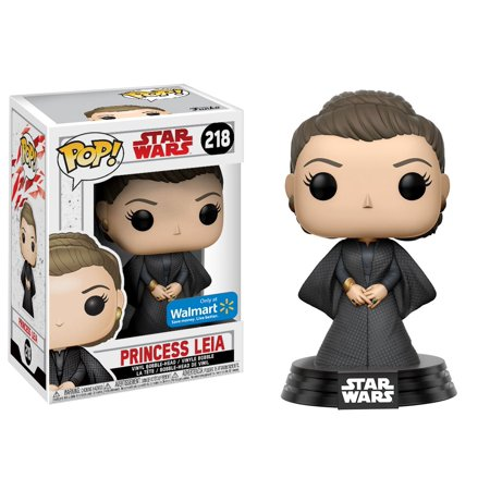 Funko Pop  Star Wars  The Last Jedi   General Leia