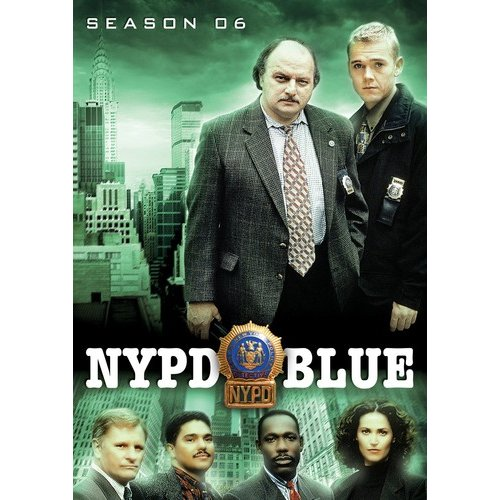 NYPD Blue: Season Six (Full Frame)