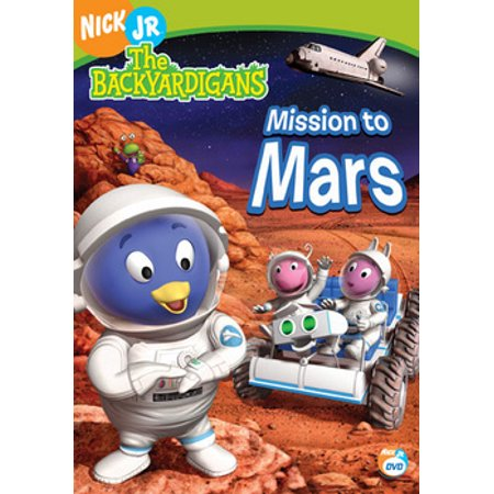 The Backyardigans: Mission To Mars (DVD)](Miss Or Mrs)