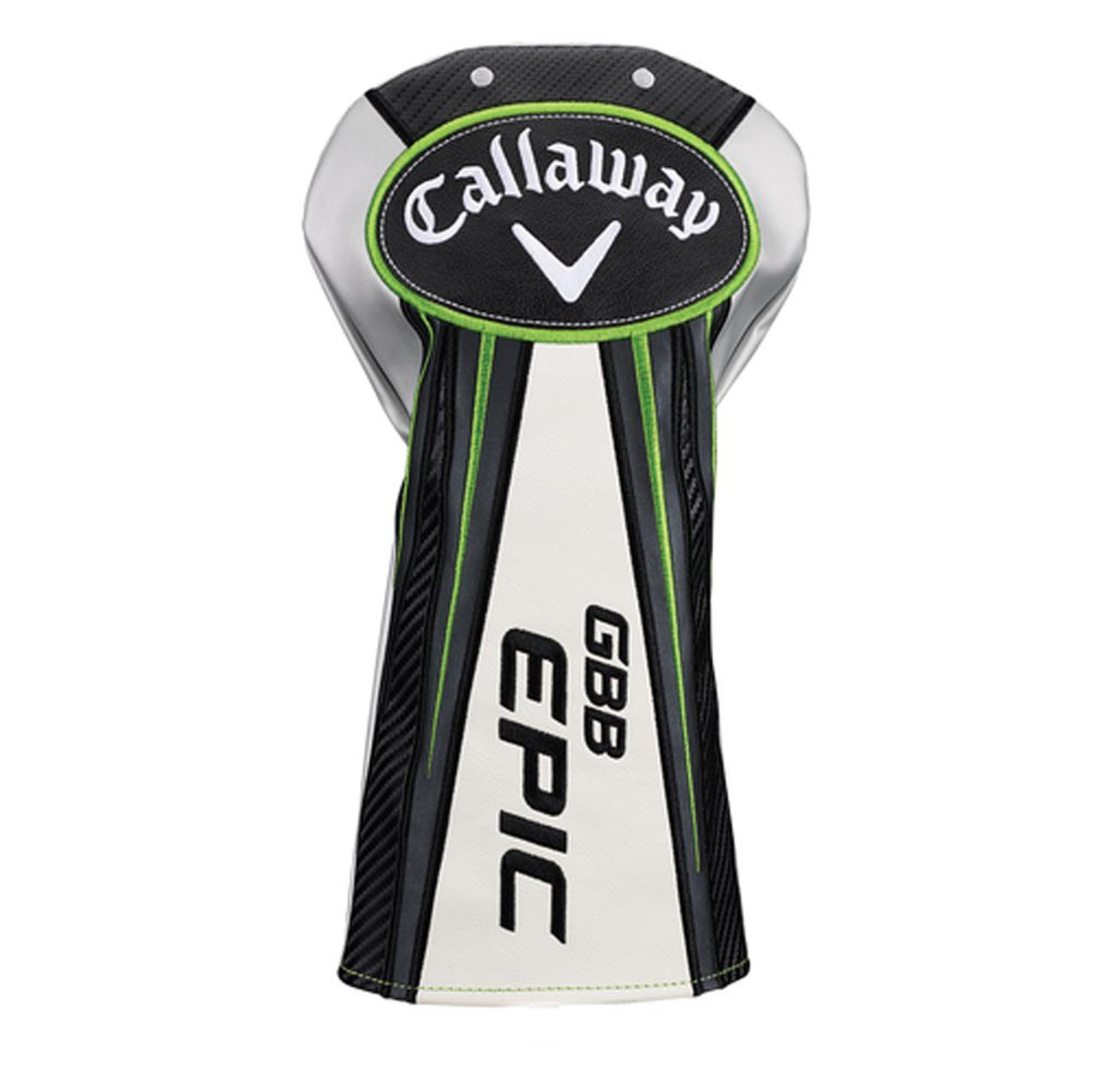 NEW Callaway Golf Great Big Bertha Epic Black/Green Fairway Wood Headcover
