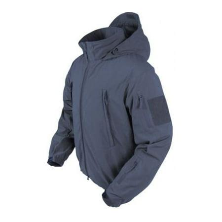 Navy Blue #609 SUMMIT Zero Lightweight Soft Shell Jacket - (Difference Between Condor Summit And Summit Zero)