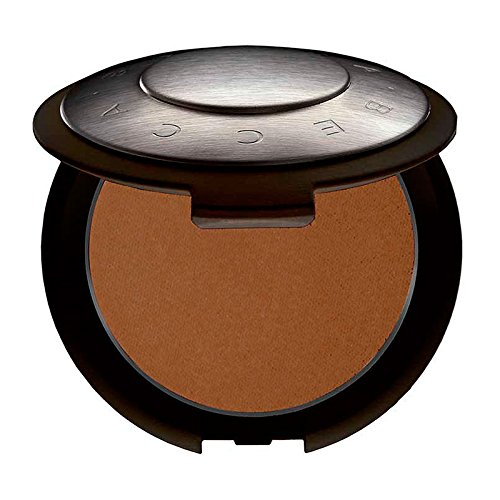 BECCA Perfect Skin Mineral Powder Foundation - Amber, Coverage: Medium By Becca Cosmetics