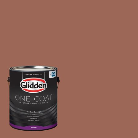 Apple Brown Betty, Glidden One Coat, Interior Paint and Primer ()