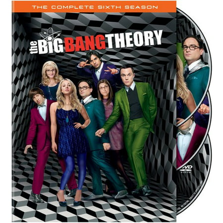 The Big Bang Theory  The Complete Sixth Season