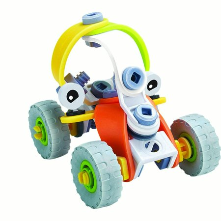 Alta Adjustable, Interchangeable Kids Toy Car, Custom Designed, Soft Pieces.](Custom 50s Cars)