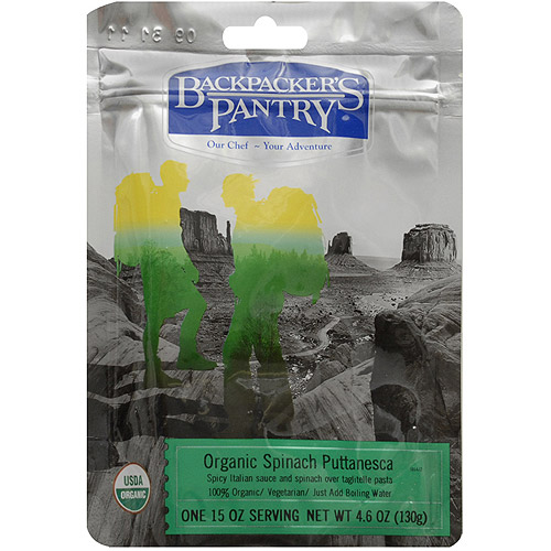 Backpacker's Pantry Organic Spinach Puttanesca by Backpacker's Pantry