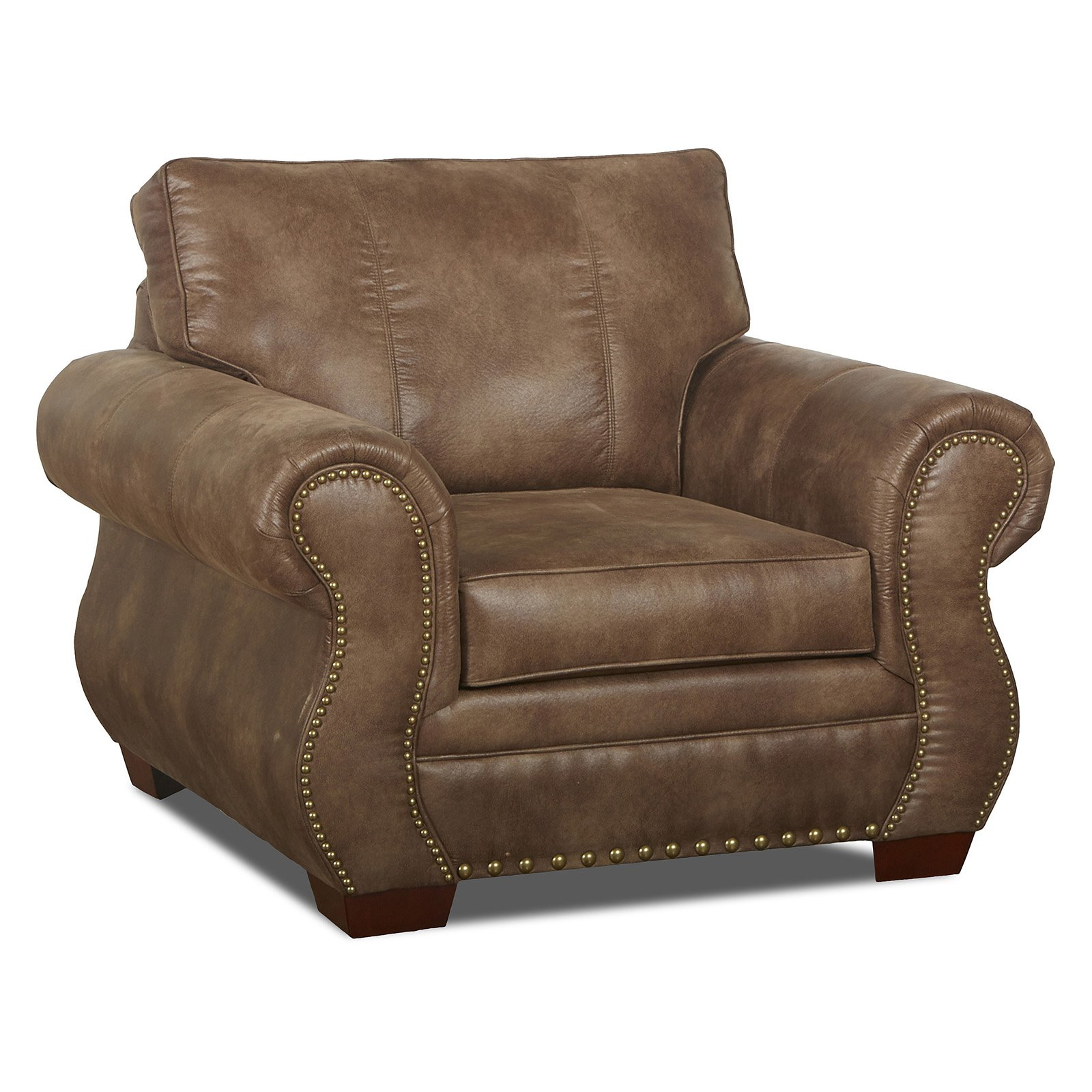 Klaussner Blackburn Club Chair by Klaussner Furniture Industries