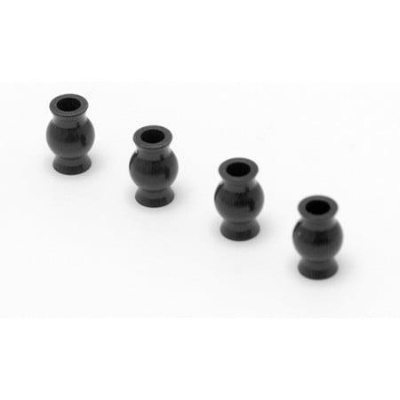 Losi Suspension Balls 6.8mm: 8B 2.0, (Losi Suspension Balls)