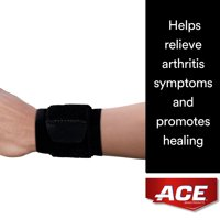 ACE Brand Wrap Around Wrist Support, Helps Relieve Arthritis Symptoms
