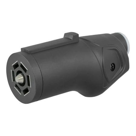 Heavy-Duty 7-Way RV Blade Connector Plug - Walmart.com