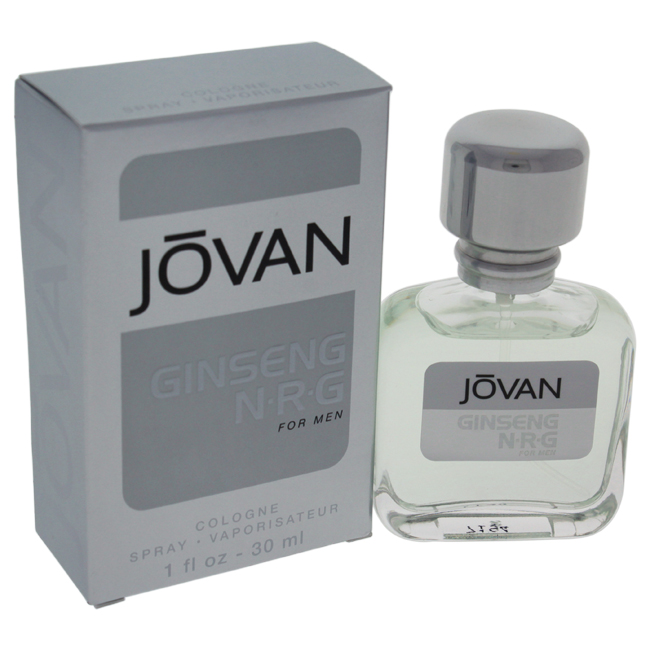 Jovan Ginseng NRG by Jovan Cologne Spray 1 oz Great price and 100% authentic